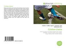Bookcover of Cristian Llama