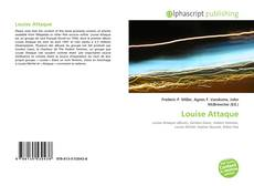 Bookcover of Louise Attaque
