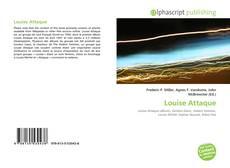 Capa do livro de Louise Attaque