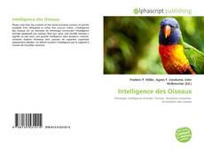 Portada del libro de Intelligence des Oiseaux