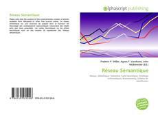 Bookcover of Réseau Sémantique