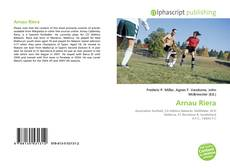 Portada del libro de Arnau Riera