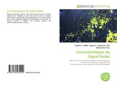 Обложка Caractéristiques du Signal Radar