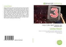Portada del libro de Lesley Visser