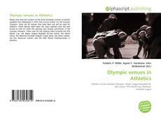 Copertina di Olympic venues in Athletics