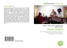 Bookcover of Dossier Médical