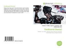 Borítókép a  Ferdinand (horse) - hoz