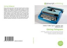 Bookcover of Göring Telegram