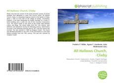 Portada del libro de All Hallows Church, Clixby