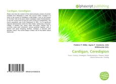 Bookcover of Cardigan, Ceredigion