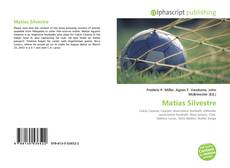Capa do livro de Matías Silvestre