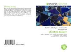 Обложка Christine Beasley