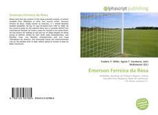 Capa do livro de Emerson Ferreira da Rosa