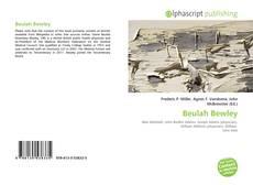 Beulah Bewley的封面