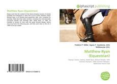 Couverture de Matthew Ryan (Equestrian)