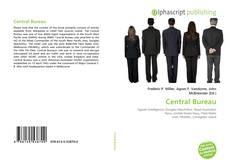 Central Bureau kitap kapağı