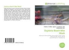 Bookcover of Daytona Beach Bike Week