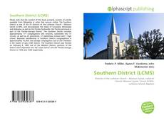 Bookcover of Southern District (LCMS)