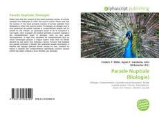 Parade Nuptiale (Biologie)的封面