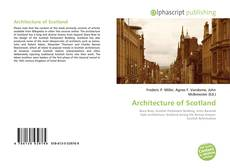Bookcover of Architecture of Scotland