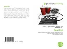 Bookcover of Kant Pan