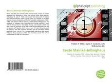 Buchcover von Beate Mainka-Jellinghaus