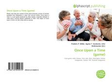 Buchcover von Once Upon a Time (game)