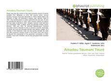 Обложка Amadou Toumani Touré
