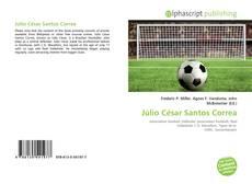 Bookcover of Júlio César Santos Correa