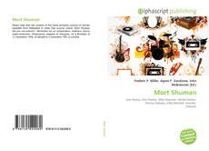 Buchcover von Mort Shuman