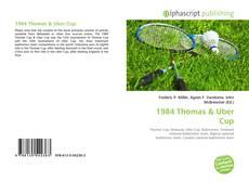 Buchcover von 1984 Thomas