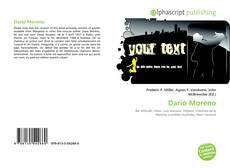 Portada del libro de Dario Moreno