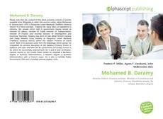 Copertina di Mohamed B. Daramy