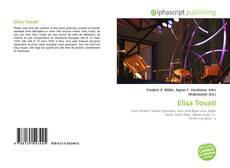 Bookcover of Elisa Tovati