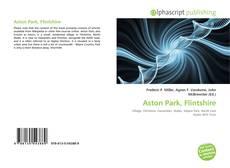 Обложка Aston Park, Flintshire