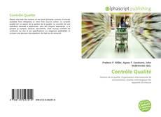 Contrôle Qualité kitap kapağı
