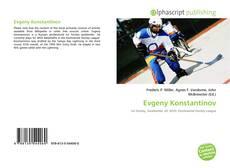 Portada del libro de Evgeny Konstantinov