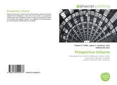 Bookcover of Prospective Urbaine