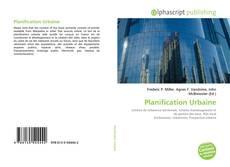 Portada del libro de Planification Urbaine