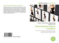 Couverture de Scale-invariant Feature Transform