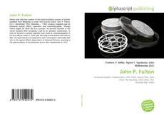 Bookcover of John P. Fulton