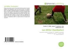 Ian Miller (footballer) kitap kapağı