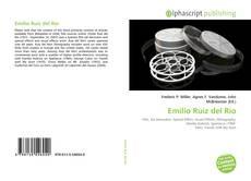 Capa do livro de Emilio Ruiz del Río