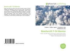Bookcover of Beechcraft T-34 Mentor