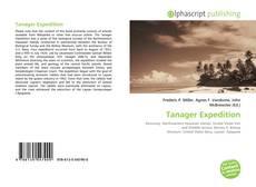 Buchcover von Tanager Expedition