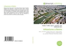 Copertina di Urbanisme à Reims