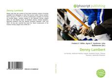 Bookcover of Denny Lambert