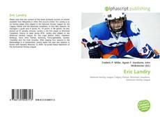 Buchcover von Eric Landry