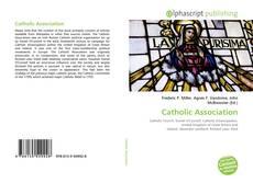 Обложка Catholic Association