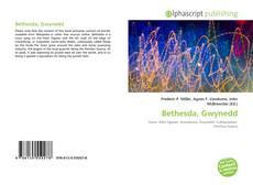 Bethesda, Gwynedd kitap kapağı